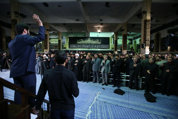 Maourning in Muharram for Imam Hussein