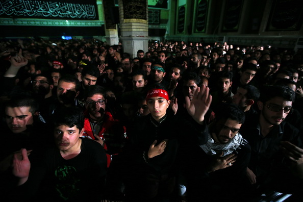 Mourning for Hussein (AS) in Muharram - Shia Muslim blog