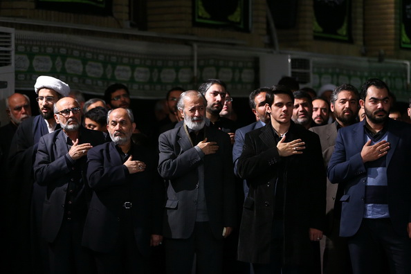 Shia Muslim blog: Pictures of Mourning in Ashura 2014