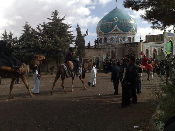 روستای کارشک (امام زاده عبدالله)