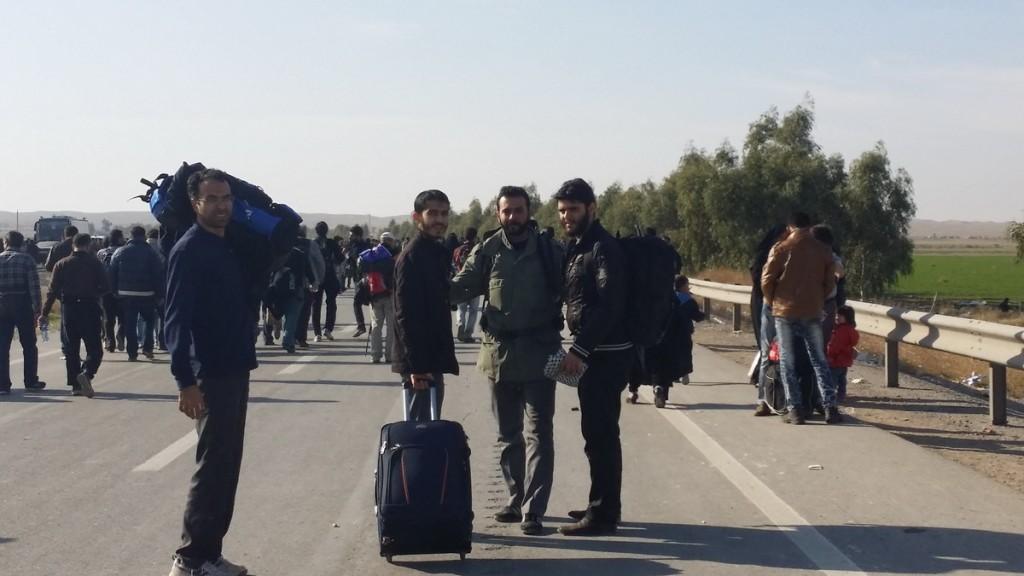 Ready to Go for Arbaeen 2014 - آماده حرکت به سمت مرز عراق