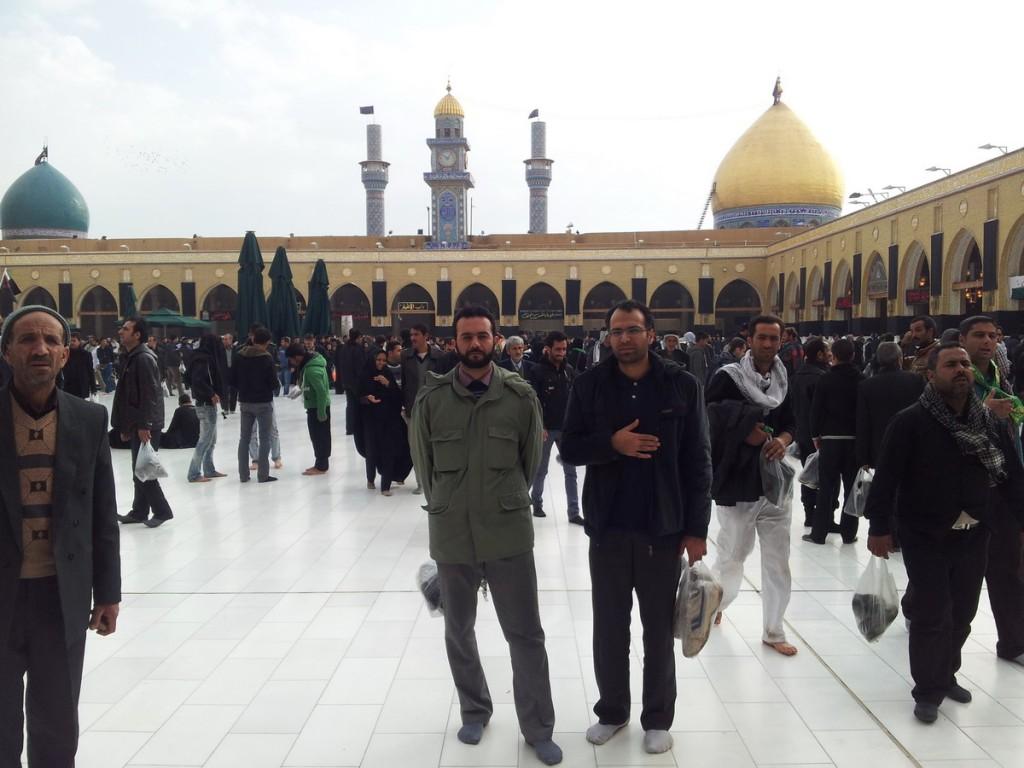 Kufa Mosque - مسجد کوفه