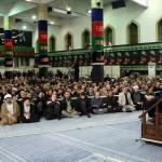 Muharram in Iran at Beyte-Rahbari 2012
