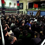 Muharram in Iran at the Imam Khomeni's Husseinieh