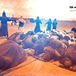 Salat of Imam Hussein in the Battle of Karbala