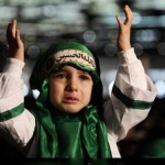 A child moarning for Emam Hussein