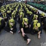 Mourning for Imam Hossein in Lebanon