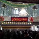 Muharram in Imamzade Abdollah(Kareshk, Khezri, Iran)