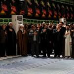 Muharram in Iran at the Imam Khomeni's Husseinineh
